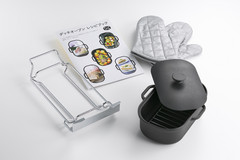 【PGD-3】paloma 調理サポートツール ダッチオーブンセット クレアシリーズ専用 [新品]