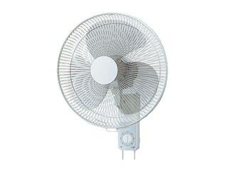 パナソニック 換気扇 F-G401P-H 送料無料 壁掛け扇風機 教室や工場におすすめ F-G401P-H  グレー 壁掛扇 引きひもタイプ (オート扇)3枚羽根