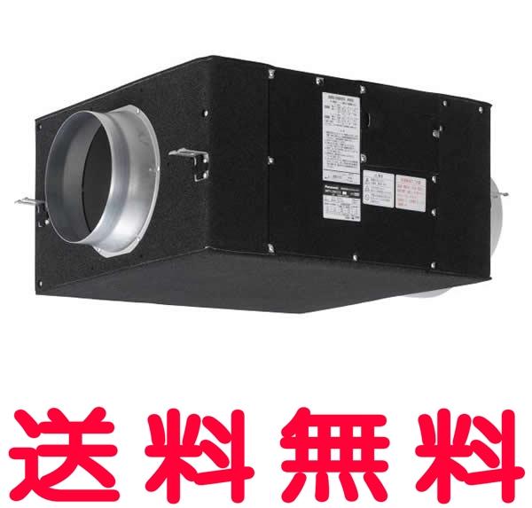 ダクト用送風機器 消音給気形キャビネットファン 単相100V FY-18KCF3換気扇 パナソニック【せしゅるは全品送料無料】