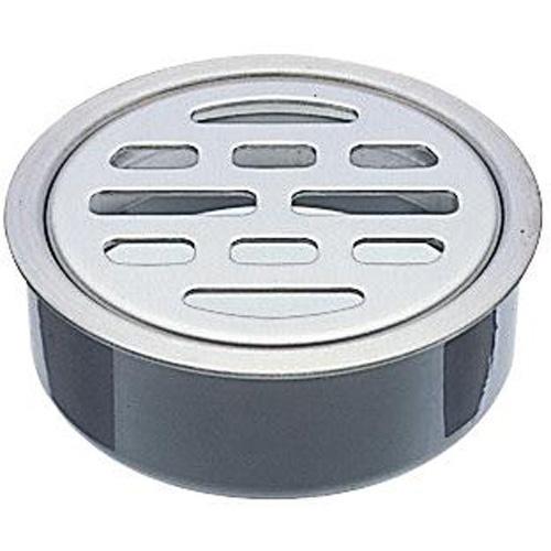 三栄水栓 バス用品・空調通気用品 目皿 ステンレス目皿 【H417B-125】 [SANEI] 水栓
