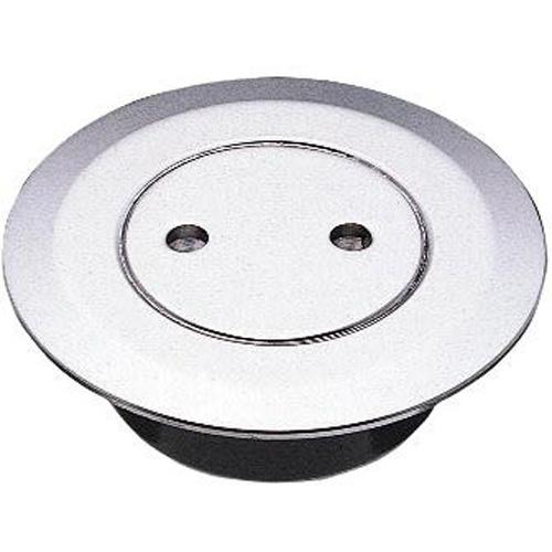 三栄水栓 バス用品・空調通気用品 掃除口 兼用ツバ広掃除口 【H52-2-125】 [SANEI] 水栓