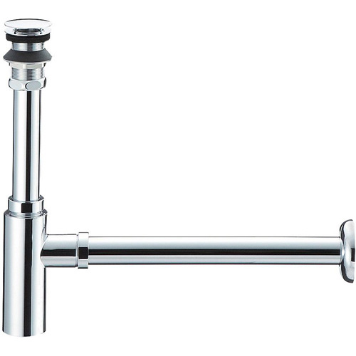 三栄水栓 洗面用品 洗面器トラップ アフレナシボトルトラップ 【H7610-32】 [SANEI] 水栓