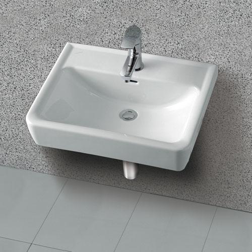 三栄水栓 デザイン水栓シリーズ 洗面器 【SL817951-W-104】 LAUFEN【水栓・SANEI】