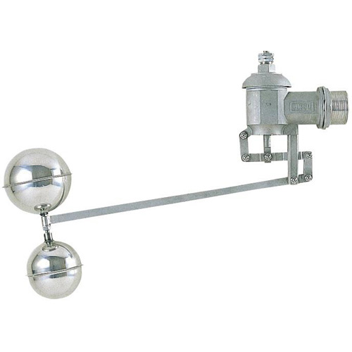 トイレ用品 ボールタップ 複式ステンレスボールタップ 【V425-40】【三栄水栓・SANEI】 【セルフリノベーション】