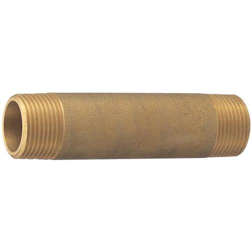 配管用品 砲金長ニップル T2050L-20X100 SANEI 国内送料無料 三栄水栓 直送商品