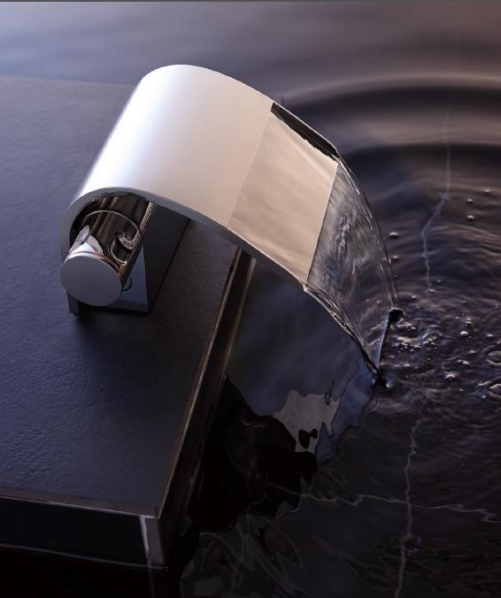 三栄水栓 ツーバルブデッキ混合栓 【高級 お風呂 リフォーム】 吐水口【K7590-13】【K759013】[新品] [SANEI] 水栓【セルフリノベーション】