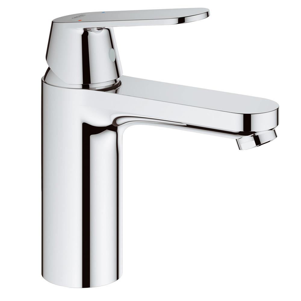 GROHE グローエ 23 422 00J ユーロスマートコスモポリタン・シングルレバー洗面混合栓 (引棒なし) CS仕様 [メーカー直送][代引不可]