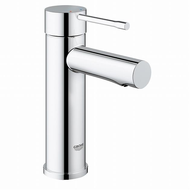 GROHE[グローエ] 洗面用水栓 【34 294 10J】 エッセンス シングルレバー洗面混合栓(引棒なし) 【メーカー直送のみ・代引き不可】【沖縄・北海道・離島は送料別途必要です】