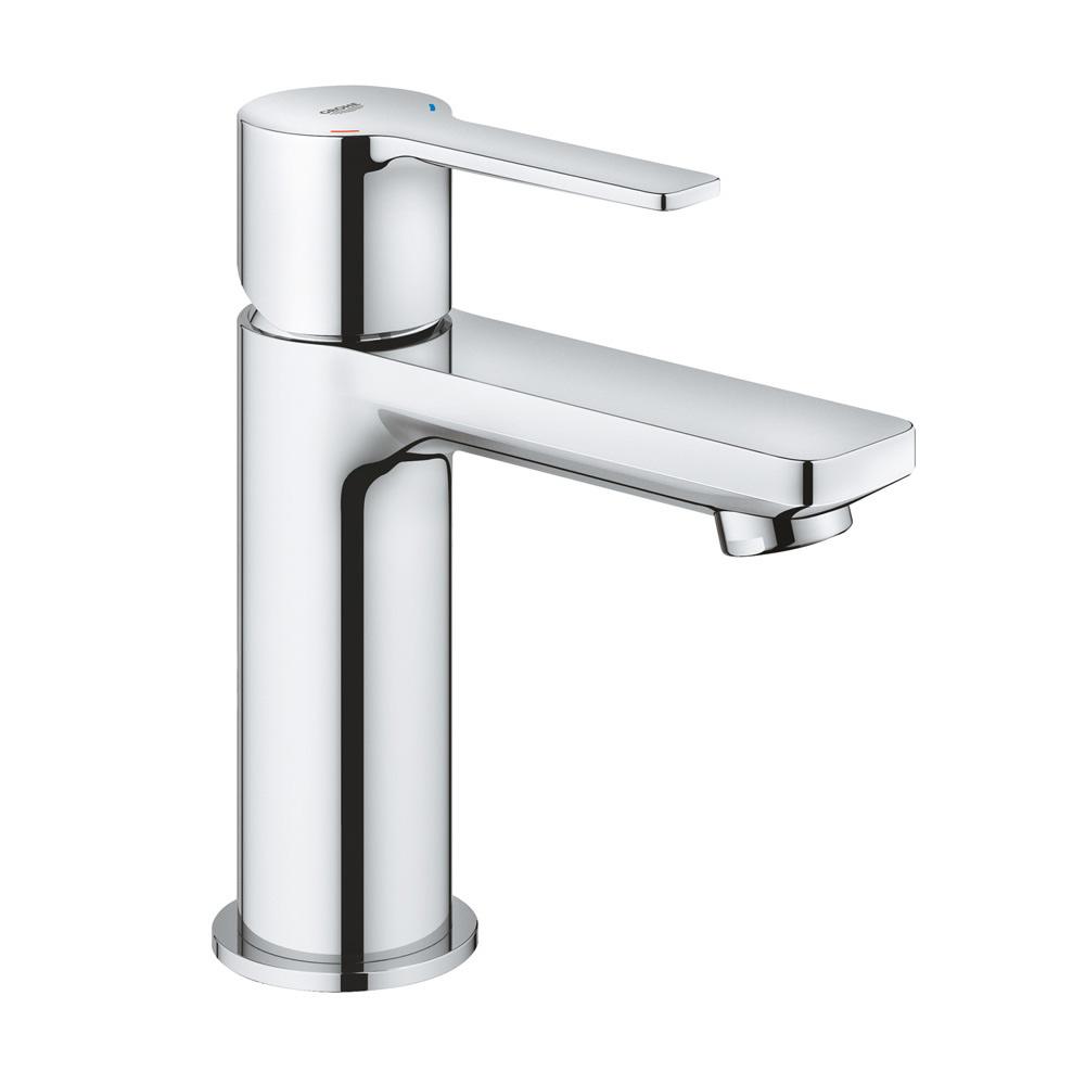 GROHE[グローエ] 洗面用水栓 【JP 3034 00】 リネア シングルレバー洗面混合栓(引棒なし) [メーカー直送][代引不可]