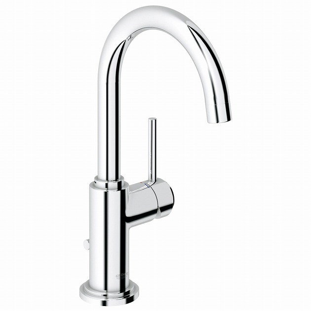 GROHE[グローエ] GROHE SPA COLLECTIONS 【JP 331 301】 アトリオ シングルレバー洗面混合栓(引棒付) 【メーカー直送のみ・代引き不可】【沖縄・北海道・離島は送料別途必要です】