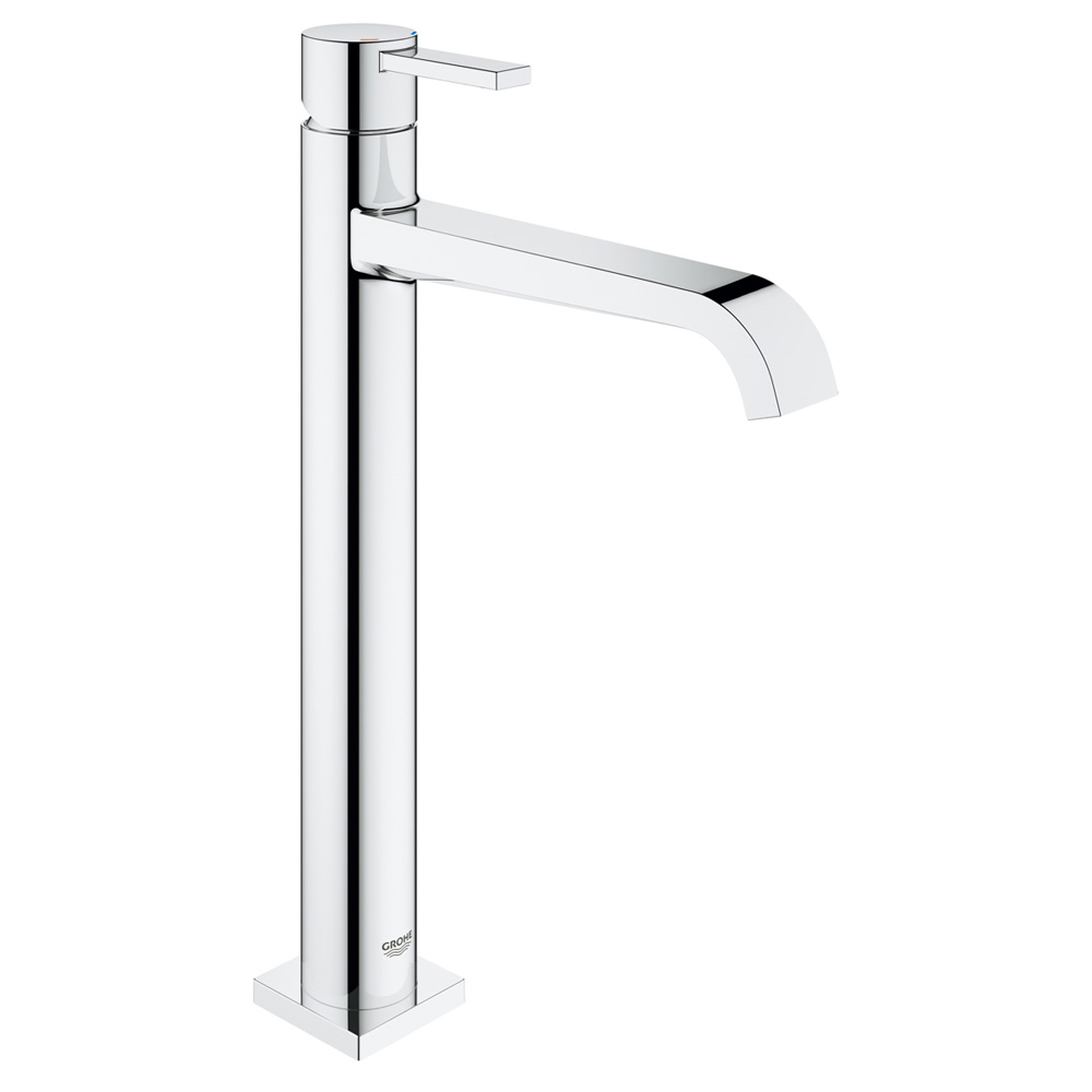 GROHE[グローエ] 洗面用水栓 【JP 3658 01】 アリュール シングルレバー洗面混合栓(据置洗面器用・引棒なし) GROHE SPA COLLECTIONS [メーカー直送][代引不可]
