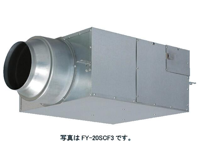 FY-25SCF3 スーパーセール 新キャビネット消音 消音ボックス付送風機 キャビネットファン 単相100V換気扇 天吊形 消音形 パナソニック [ギフト/プレゼント/ご褒美]