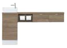 【使い勝手の良い】 YN-AKREBEKXHJX INAX イナックス LIXIL リクシル キャパシア セミフロートキャビネットプラン カウンター奥行160 ベッセル型 角形手洗器 右仕様 床壁共通給水仕様 壁排水 ハイグレード, 日本人気超絶の cb2f2e46