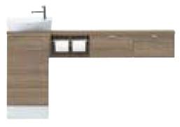 激安人気新品 YN-ALLEBEKXHEX INAX イナックス LIXIL リクシル キャパシア キャパシア セミフロートキャビネットプラン 床排水 カウンター奥行160 イナックス ベッセル型 丸形手洗器 左仕様 床壁共通給水仕様 床排水 ハイグレード, NSB onlineshop:6876306d --- lucyfromthesky.com