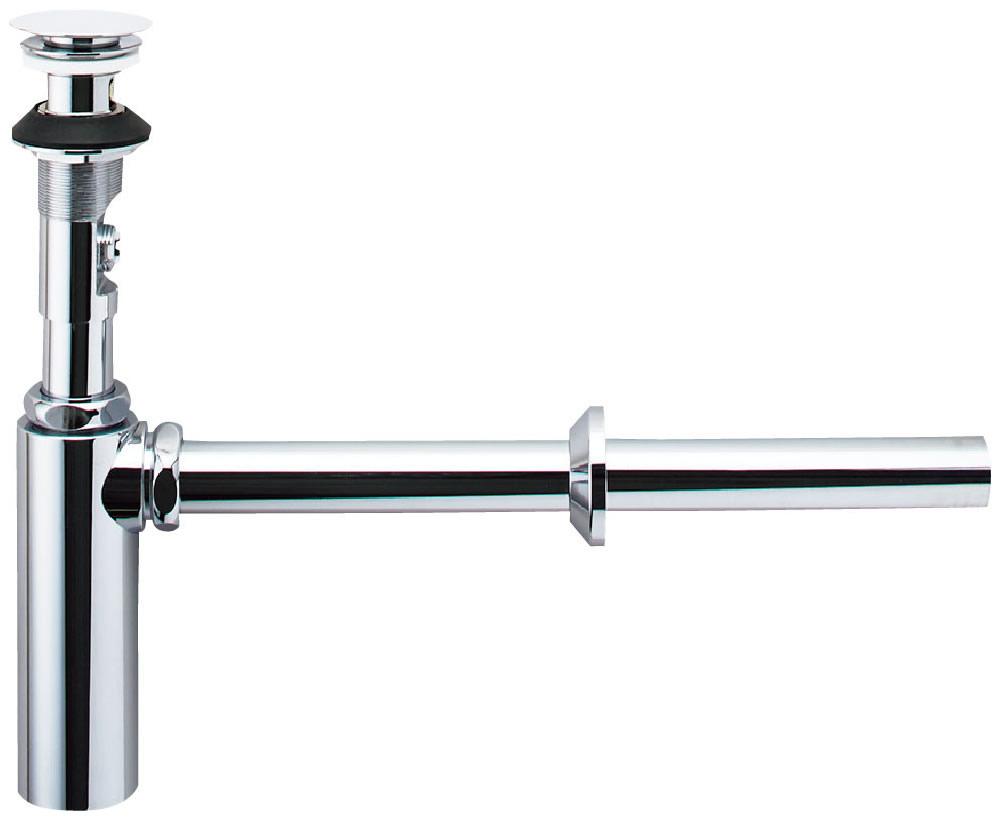 【LF-WN7BPCF】 INAX・LIXIL 洗面器・手洗器用セット金具 ポップアップ式排水金具 (ワイヤータイプ・呼び径32mm) 壁排水ボトルトラップ(排水口カバー付) イナックス・リクシル