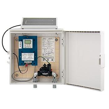 カクダイ 3チャンネルソーラー発電ユニット(壁付仕様)【504-048】[新品] 【せしゅるは全品送料無料】【沖縄・北海道・離島は送料別途必要です】