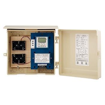 カクダイ 3チャンネル電池式ユニット【504-049】[新品] 【せしゅるは全品送料無料】【沖縄・北海道・離島は送料別途必要です】