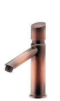 カクダイ 自閉立水栓 ブロンズ 受注生産品【716-312-BP】[新品] 【沖縄・北海道・離島は送料別途必要です】