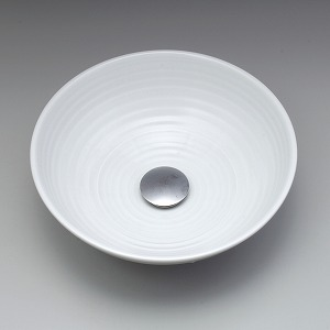 【KV49A】KVK 手洗鉢 KOシリーズ 【せしゅるは全品送料無料】【沖縄・北海道・離島は送料別途必要です】