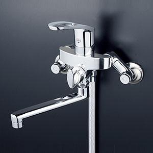 【全品送料無料】KVK 浴室 【KF5000ZTMB】 寒冷地用 シングルレバー式シャワー [新品]