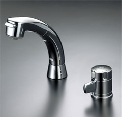 KVK サーモスタット式洗髪シャワー 【KF125ZG2N】KF125 series シャワー引出しタイプ/サーモスタットシャワー【KF125ZG2N】[新品]