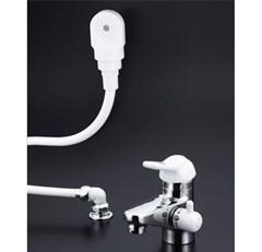 KVK シングルレバー式洗髪シャワー 【KF309AF2Z-HGN】既設の3ッ穴タイプ洗面水栓の交換用水栓【KF309AF2ZHGN】[新品]