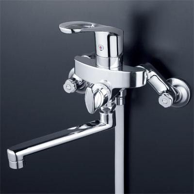 KVK シングルレバー式シャワー 240パイプ付 シングルレバーシャワー【KF5000TR2】[新品]