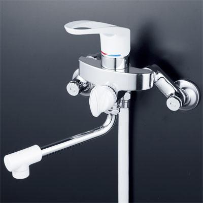 KVK シングルレバー式シャワー シングルレバーシャワー【KF5000W】[新品]