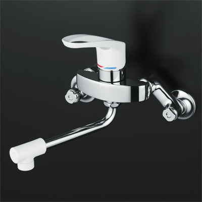 KVK シングルレバー式混合栓 【KM5000】KM5000 ベーシックseries シングルレバー混合栓【KM5000】[新品]