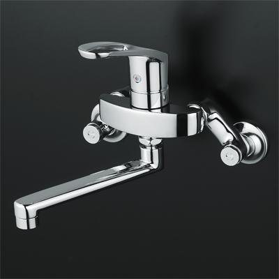 KVK シングルレバー式混合栓 【KM5000WT】KM5000T フルメタルseries シングルレバー混合栓【KM5000WT】[新品]