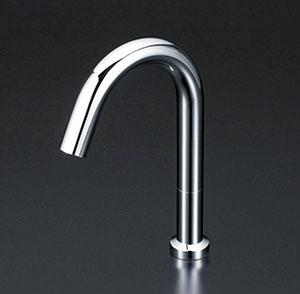 【全品送料無料】KVK 洗面化粧室 【E1700L2】 センサー水栓 [新品]