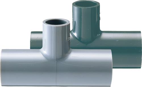 上水道関連製品 TS継手/HI継手 TS継手 TS異径チーズ TT150X100 Mコード:10156 (前澤化成工業、積水、東栄管機 他) 配管部品,管材