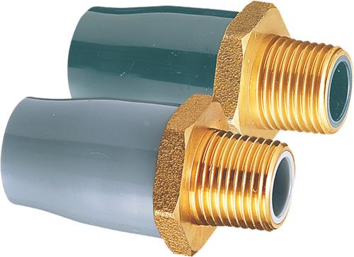上水道関連製品 TS継手/HI継手 HI継手 金属入 HIバルブソケット2型 HITVSB2-100 Mコード:11420 (前澤化成工業、積水、東栄管機 他) 配管部品,管材