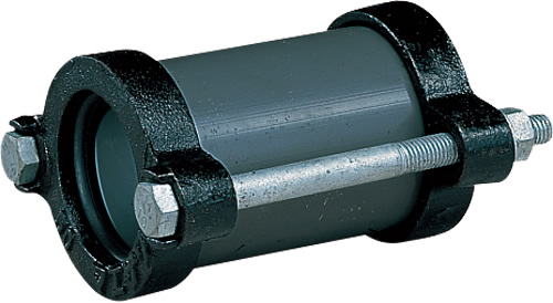 上水道関連製品 給水特殊継手 伸縮継手 (ボルトナット締) HI伸縮継手 J-DR HIJ150DR Mコード:13316N (前澤化成工業、積水、東栄管機 他) 配管部品,管材