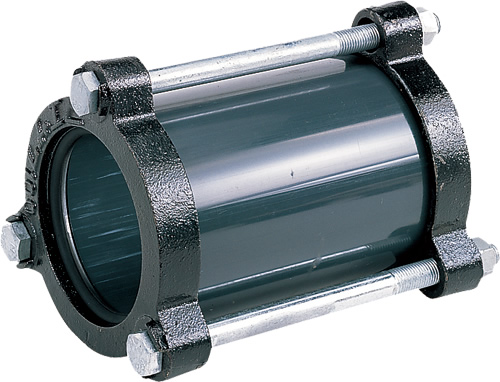 上水道関連製品 給水特殊継手 伸縮継手 (ボルトナット締) HI伸縮継手SUS仕様 J-DS HIJ75DS Mコード:13327 (前澤化成工業、積水、東栄管機 他) 配管部品,管材