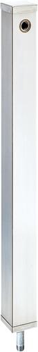 4個セット 上水道関連製品 水栓柱/水栓パン ステンレスシリーズ 6AS型 6ASX1200-20 Mコード:14042 前澤化成工業