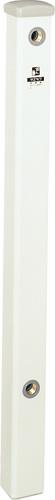 4個セット 上水道関連製品 水栓柱/水栓パン ホワイトシリーズ R1型 R1X1500ホワイト Mコード:14236 前澤化成工業