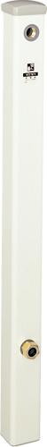 4個セット 上水道関連製品 水栓柱/水栓パン ホワイトシリーズ R2型 R2X1200ホワイト Mコード:14241 前澤化成工業