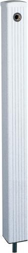 4個セット 上水道関連製品 水栓柱/水栓パン ミカゲシリーズ 80角 HI-16型 80-HI-16X960ミカゲ Mコード:14404 前澤化成工業