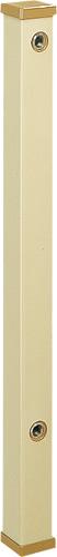 4個セット 上水道関連製品 水栓柱/水栓パン アイボリーシリーズ 61A型 61AX1200 Mコード:14842N 前澤化成工業