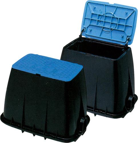 上水道関連製品 ボックス製品 量水器ボックス MB 13TRシリーズ MB-13TRBW Mコード:21617 前澤化成工業