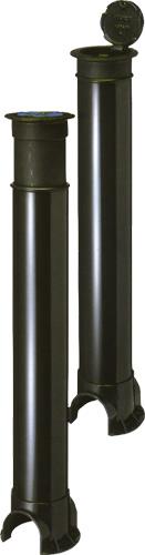 上水道関連製品 ボックス製品 止水栓ボックス SSADDL100シリーズ SSADDL100X80-130 Mコード:31335 前澤化成工業