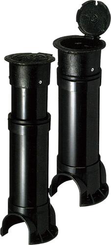 上水道関連製品 ボックス製品 止水栓ボックス SSADD100シリーズ SSADD100X55-80 Mコード:31366 前澤化成工業