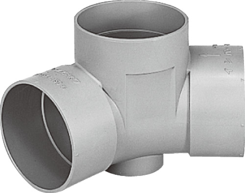 下水道関連製品 営業 ビニマス M 150シリーズ 45度曲り Mコード:41641 送料無料お手入れ要らず 前澤化成工業 45L M-45L右150-150