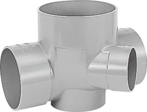下水道関連製品 ビニマス M 150-200シリーズ 45度合流 (45Y) M-45Y左150X100-200 Mコード:41743 前澤化成工業