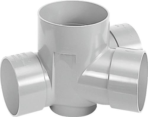 下水道関連製品 ビニマス M 150-200シリーズ 45度合流段差付 (45YS) M-45YS左150-200 Mコード:41749 前澤化成工業
