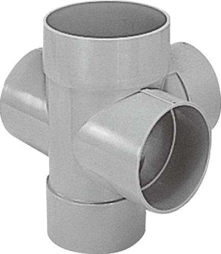 下水道関連製品 ビニマス M 150-200シリーズ 90度左右合流ドロップ M-DR90WY150-200 Mコード:41775 前澤化成工業