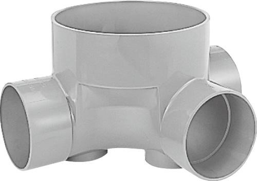 下水道関連製品 ビニマス M 150-300シリーズ 90度合流 (90Y) M-90Y左150-300 Mコード:41870 前澤化成工業