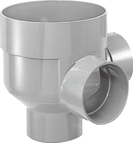 下水道関連製品 ビニマス M 150-300シリーズ 90度合流ドロップ (DRY) M-DRY150-300 Mコード:41881 前澤化成工業