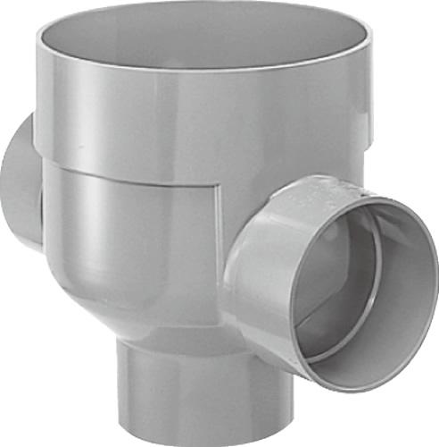 下水道関連製品 ビニマス M 150-300シリーズ 左右合流ドロップ (DRW) M-DRW150-300 Mコード:41883 前澤化成工業